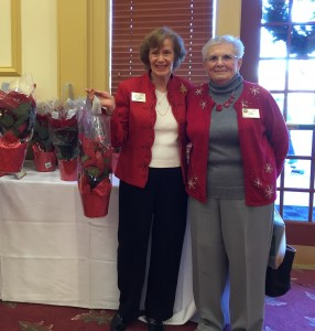 We sold poinsettias December 2015 as a fundraiser